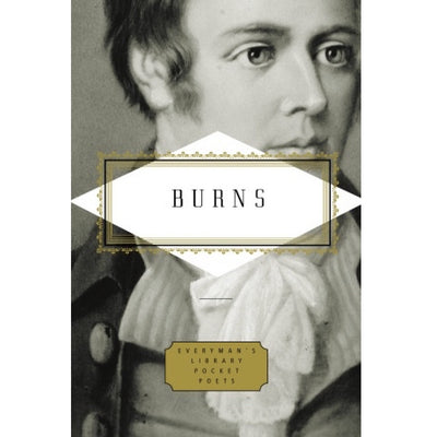 Everyman's Library - Burns Poems, RH-Random house, Putti Fine Furnishings