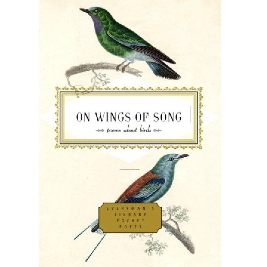 Everyman's Library - On Wings of Song Poetry