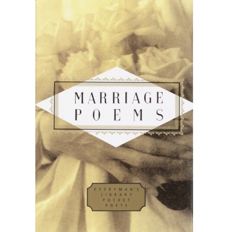 Everyman's Library - Marriage Poems, RH-Random house, Putti Fine Furnishings