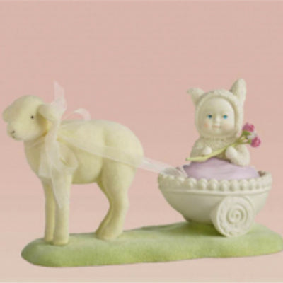 Snowbunnies - Easter Parade, EC-Enesco Canada, Putti Fine Furnishings