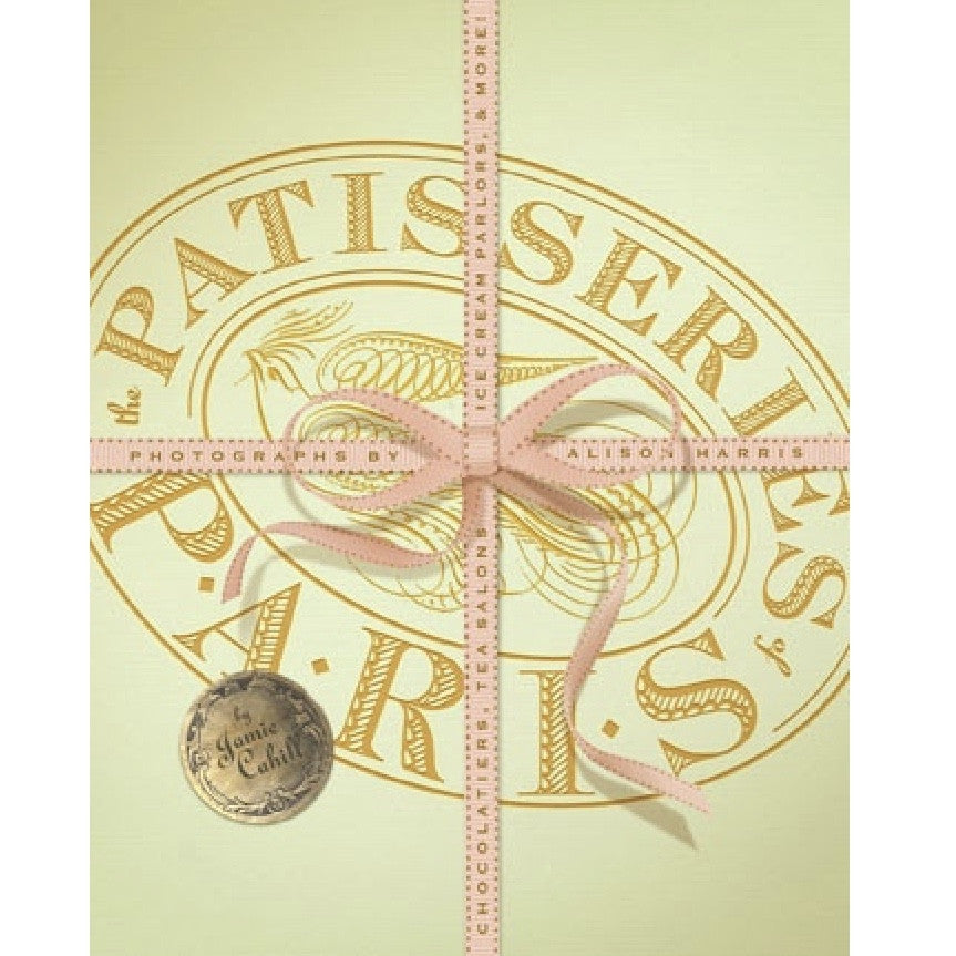 The Patisseries of Paris-Book-Little Bookroom-Putti Fine Furnishings
