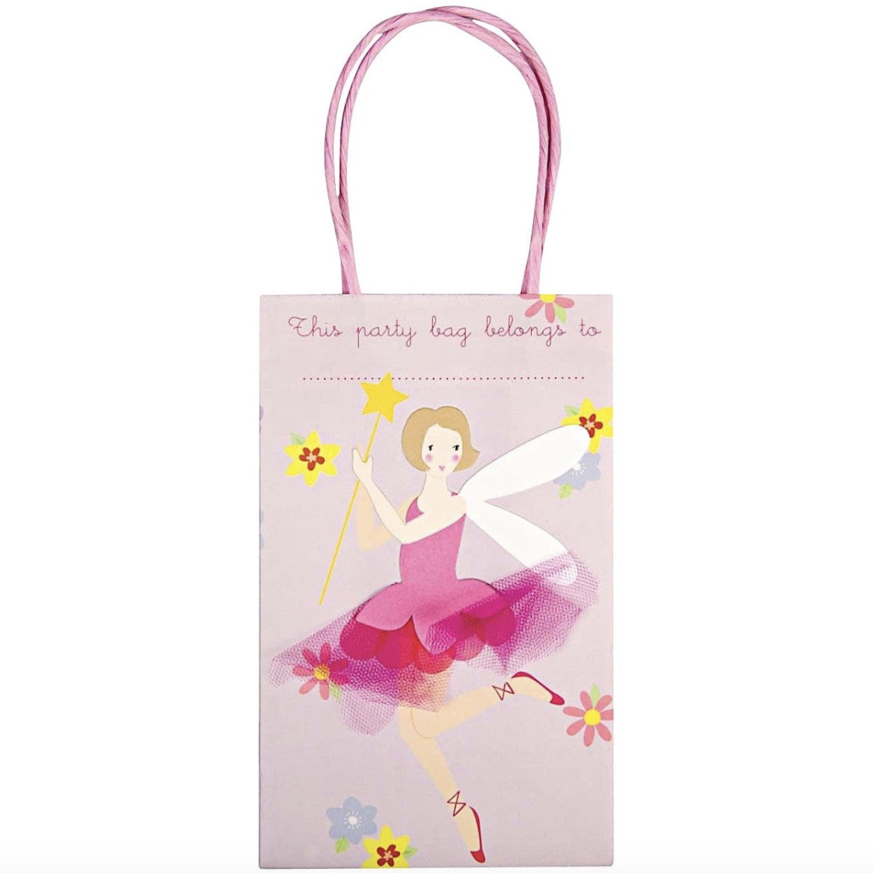 Fairy Wishes Party Bags, MM-Meri Meri UK, Putti Fine Furnishings