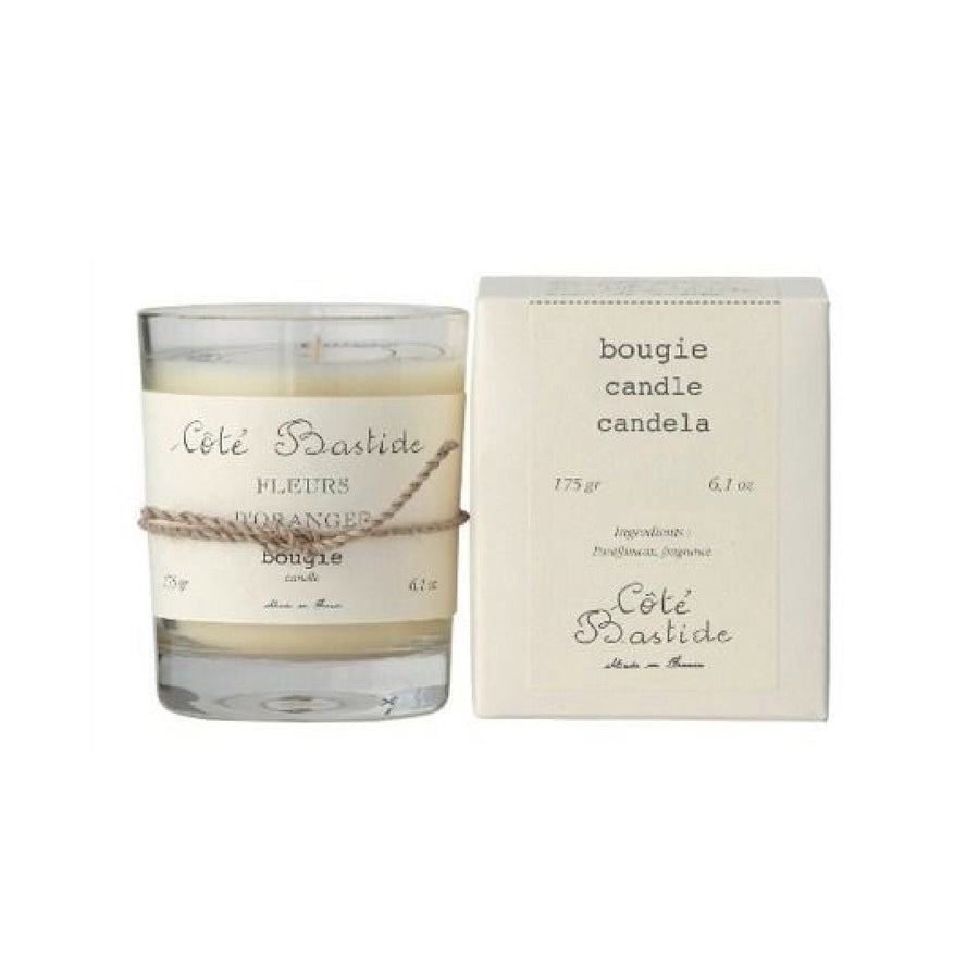 Cote Bastide Candle Boxed - Orange Blossom
