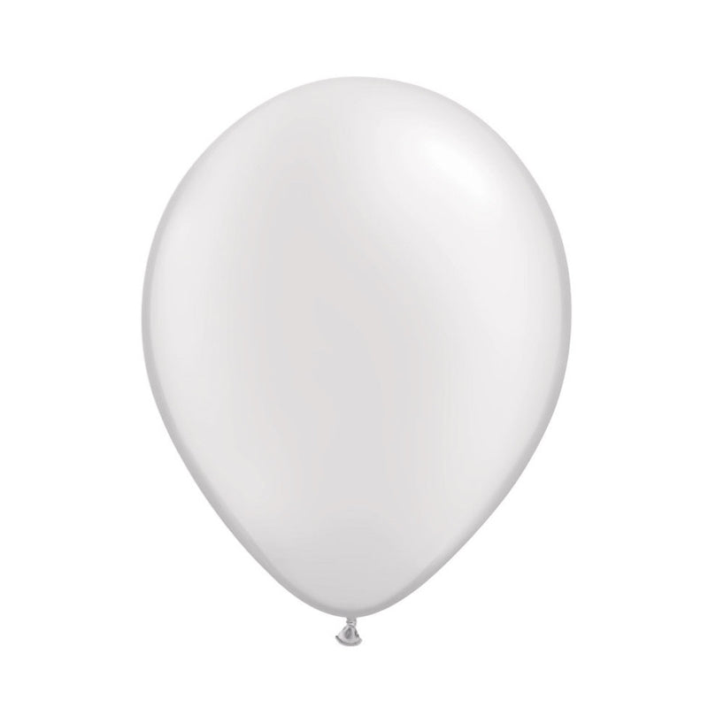 Pearlized White Opaque Balloons, SE-Surprize Enterprize, Putti Fine Furnishings