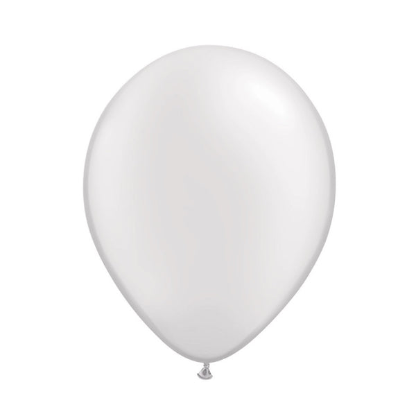 Pearlized White Opaque Balloons-Party Supplies-SE-Surprize Enterprize-Balloon-Putti Fine Furnishings