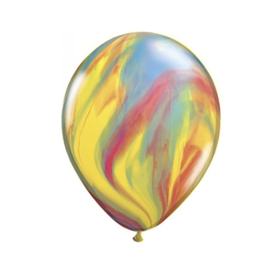 "Traditional Agate Balloon 11""-Party Supplies-SE-Surprize Enterprize-Balloon-Putti Fine Furnishings"