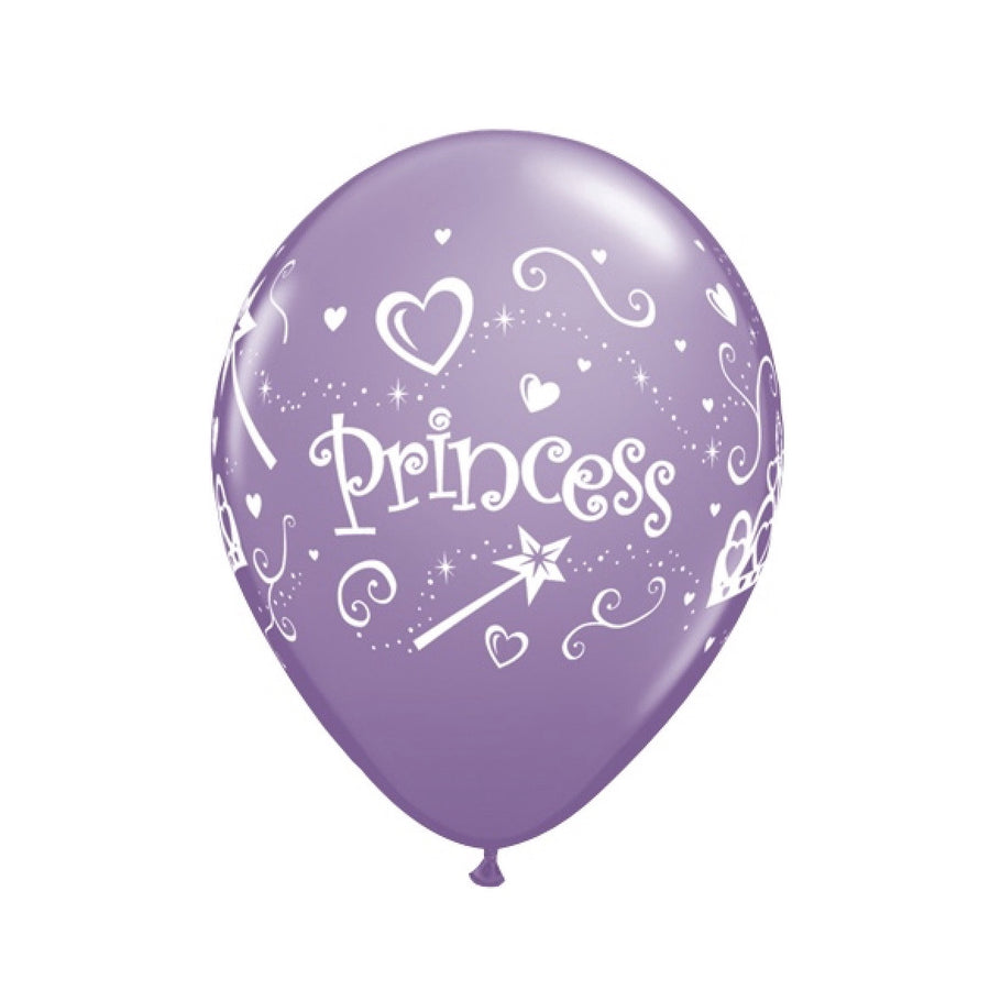 Princess Balloon - Lilac