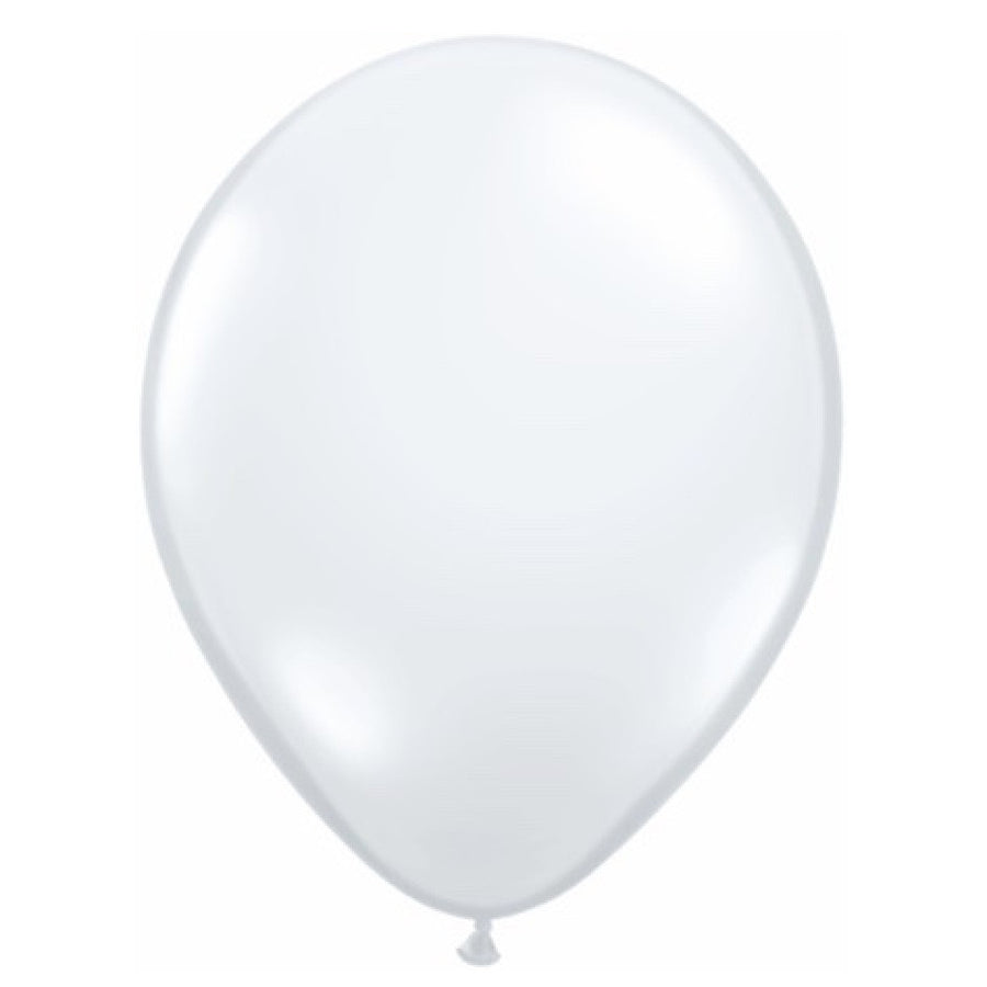 Diamond Clear Transparent Balloons 16""