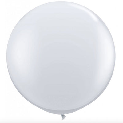 "Giant Round Balloon 36""- Diamond clear, SE-Surprize Enterprize, Putti Fine Furnishings"
