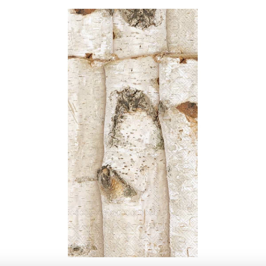 Guest Paper Napkin - Birch, IHR-Ideal Home Range - Carsim, Putti Fine Furnishings