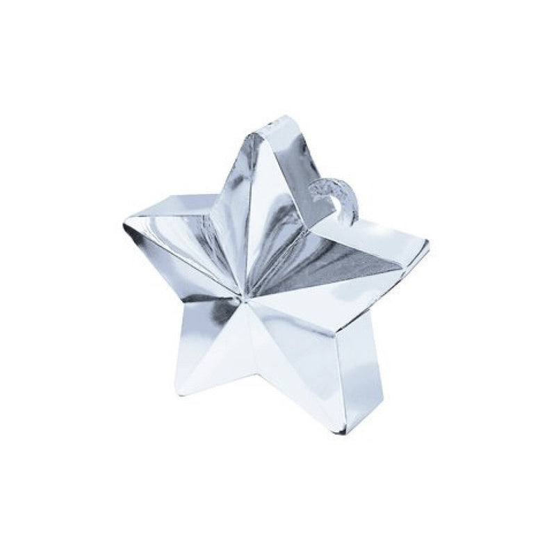 Silver Star Balloon Weight, SE-Surprize Enterprize, Putti Fine Furnishings