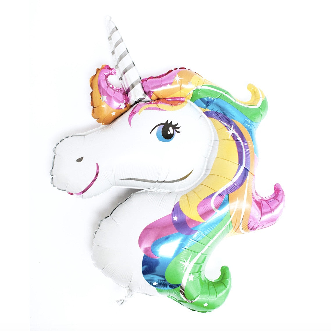"Giant ""Rainbow Unicorn"" Mylar Balloon"