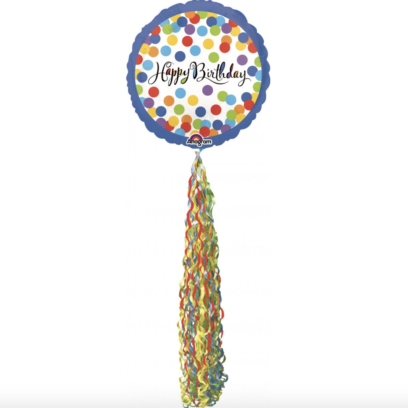 """Happy Birthday"" Air Walker Balloon, SE-Surprize Enterprize, Putti Fine Furnishings"