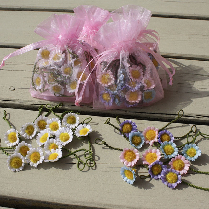 Spotted Cow Creations - Daisy Chain - Bags, Spotted Cow Creations UK, Putti Fine Furnishings