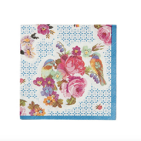 Truly Scrumptious Amuse Bouche Napkin -  Party Supplies - Talking Tables - Putti Fine Furnishings Toronto Canada - 1