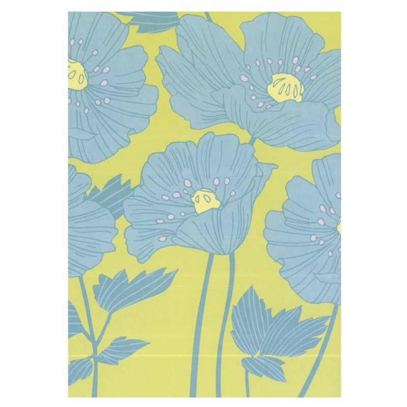Poppies Note Cards, JE-Jannex Enterprises, Putti Fine Furnishings