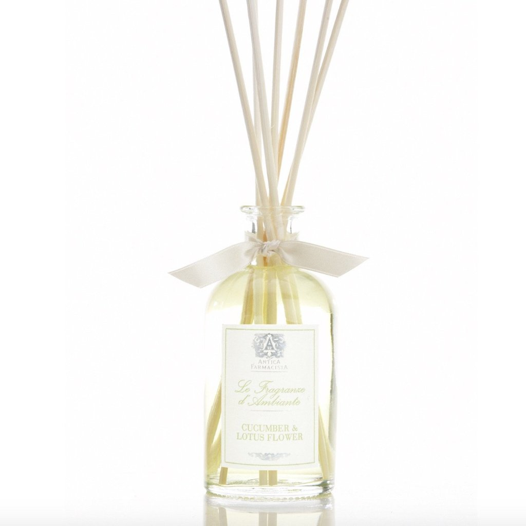 Antica Farmacista Cucumber & Lotus Flower Diffuser