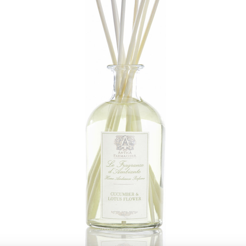 Antica Farmacista Cucumber & Lotus Flower Diffuser, AF-Antica Farmacista, Putti Fine Furnishings