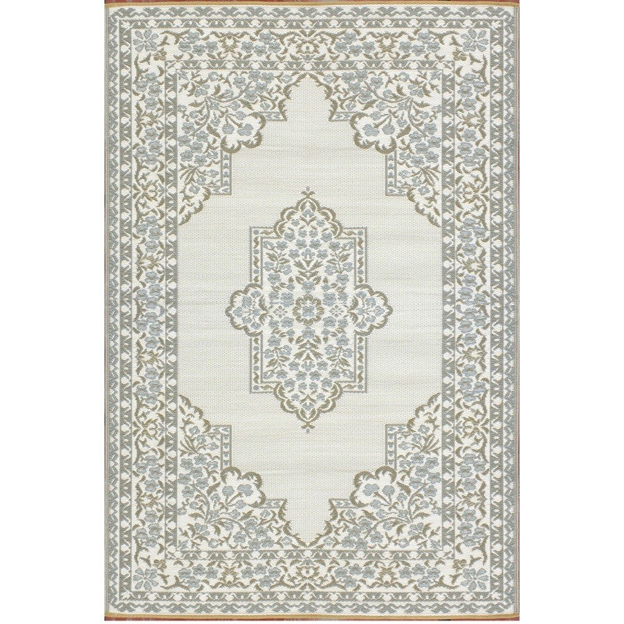 Mad Mats Outdoor Carpet Bouquet-Outdoor Carpets-MMAT-Mad Mats-6'x 9'-Cool Silver-Putti Fine Furnishings