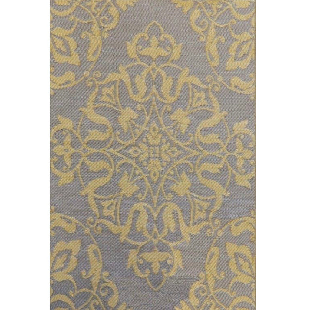 Mad Mats Outdoor Carpet Wrought Iron - 4' x 6' / Soft Gold Outdoor Carpets - Mad Mats - Putti Fine Furnishings Toronto Canada - 3
