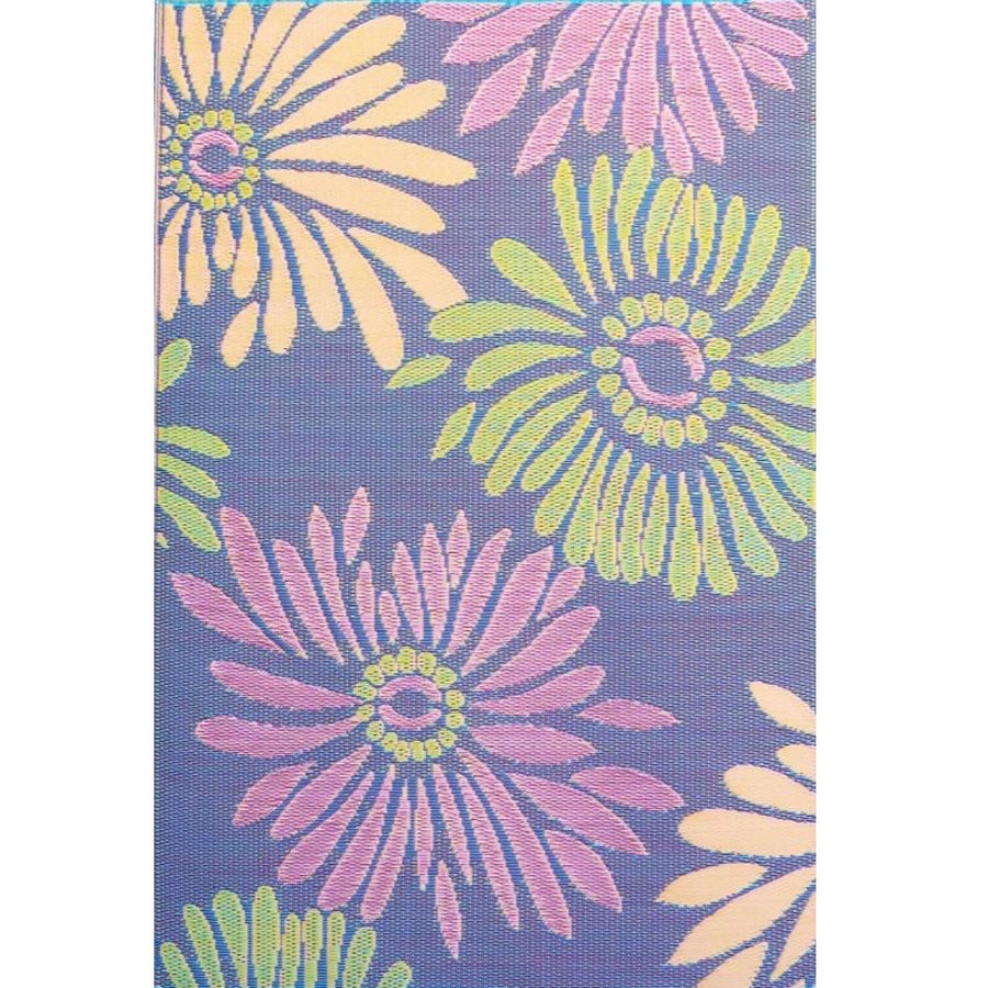 Mad Mats Outdoor Carpet Daisy