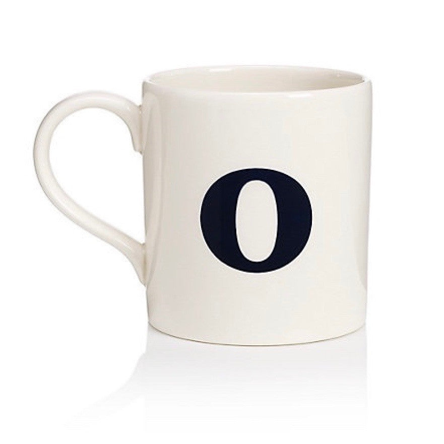 Alphabet Mug - O, JLB-J L Bradshaws, Putti Fine Furnishings
