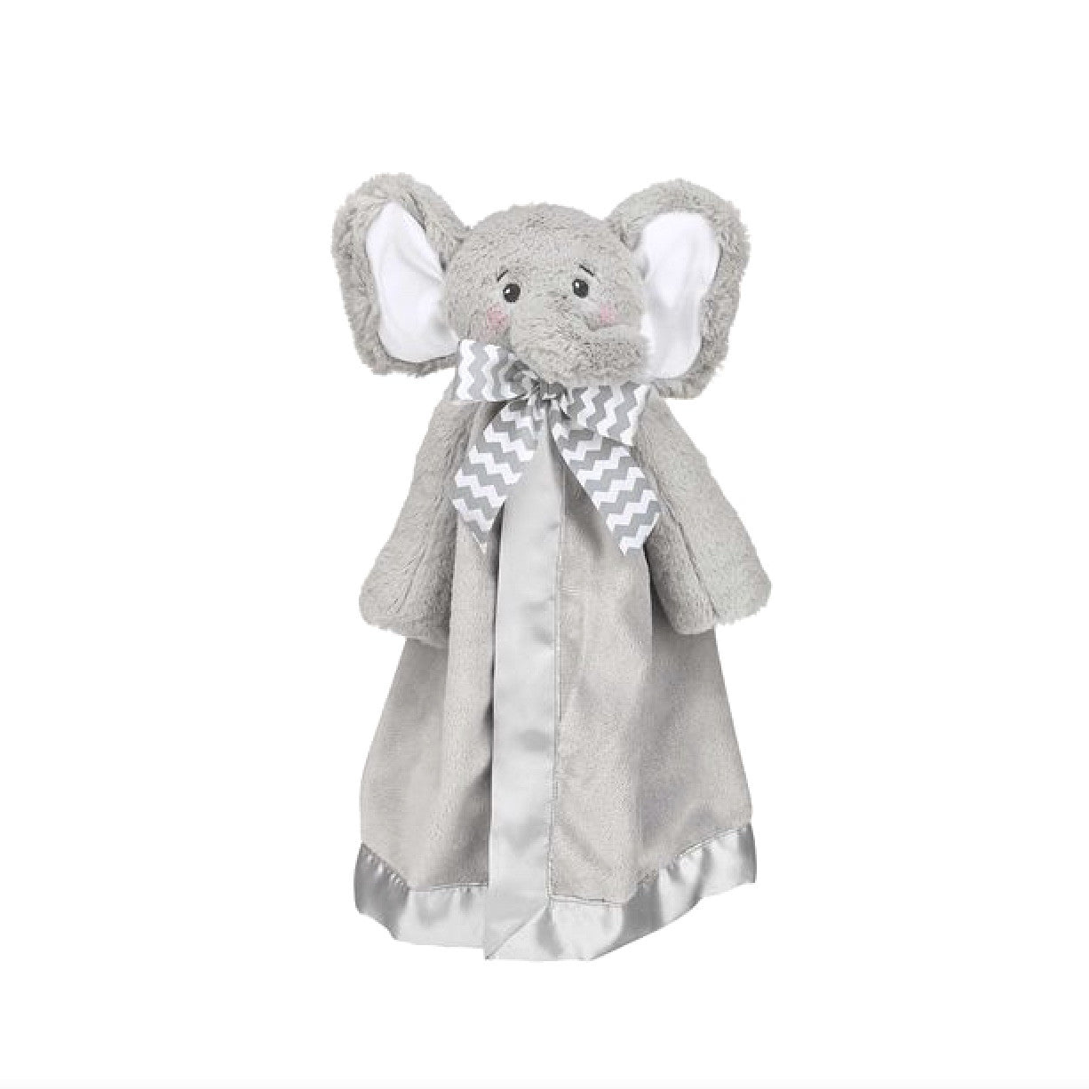 Lil' Spout Elephant - Snuggler -  Children's - BC-Bearington Baby Collection - Bella Flor - Putti Fine Furnishings Toronto Canada