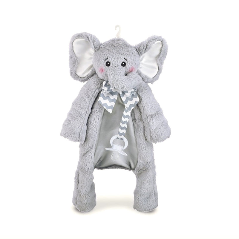 Lil' Spout Elephant - Pacifier Pet -  Children's - BC-Bearington Baby Collection - Bella Flor - Putti Fine Furnishings Toronto Canada