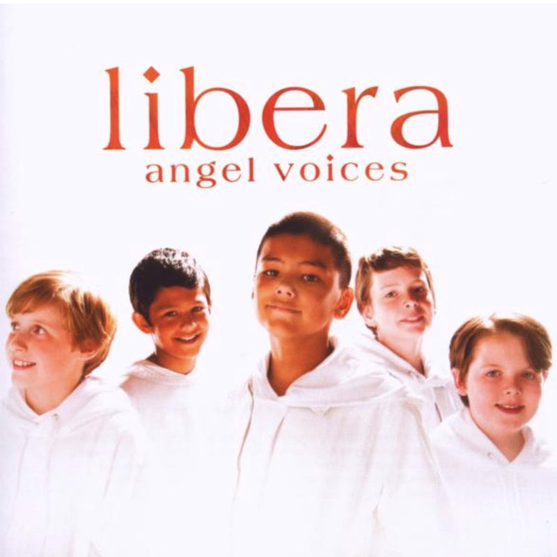 Libera CD - Angel Voices