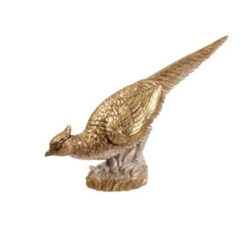 Gilded Pheasant -  Accessories - FDI-Floridus Design Images - Putti Fine Furnishings Toronto Canada