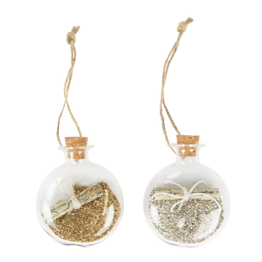 Fairy Dust Make A Wish Ornament