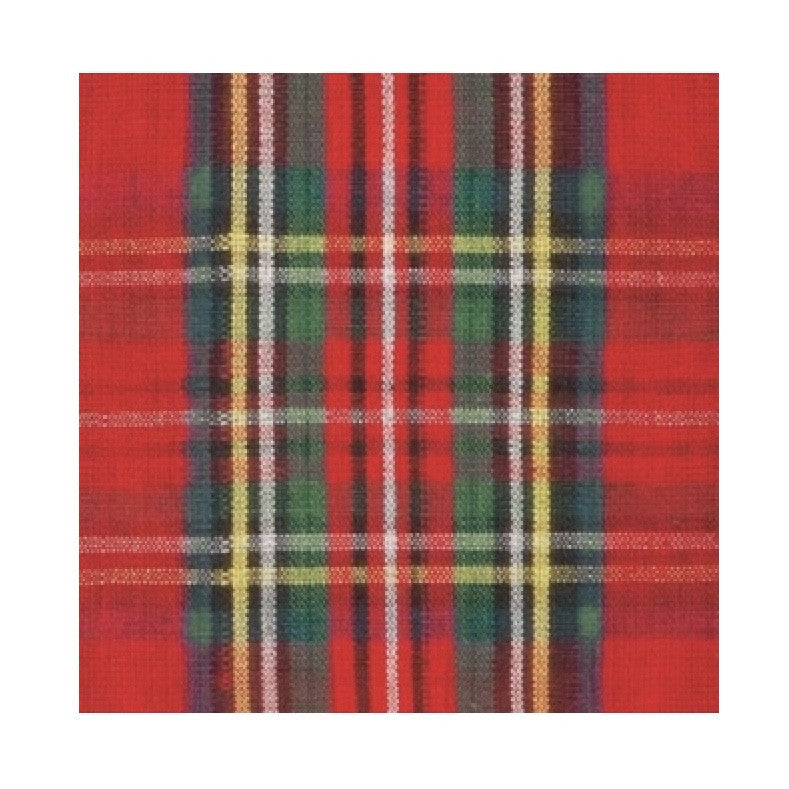 Classic Plaid Napkin - Luncheon