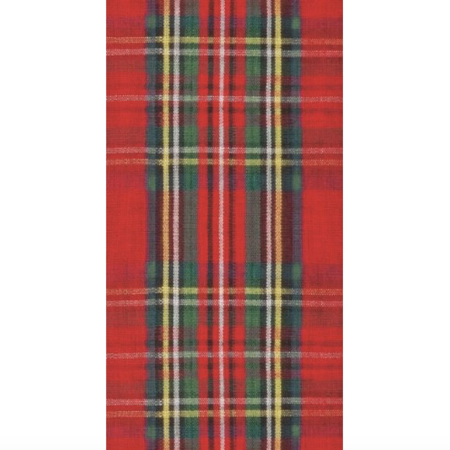 Classic Plaid Napkin - Guest / Buffet