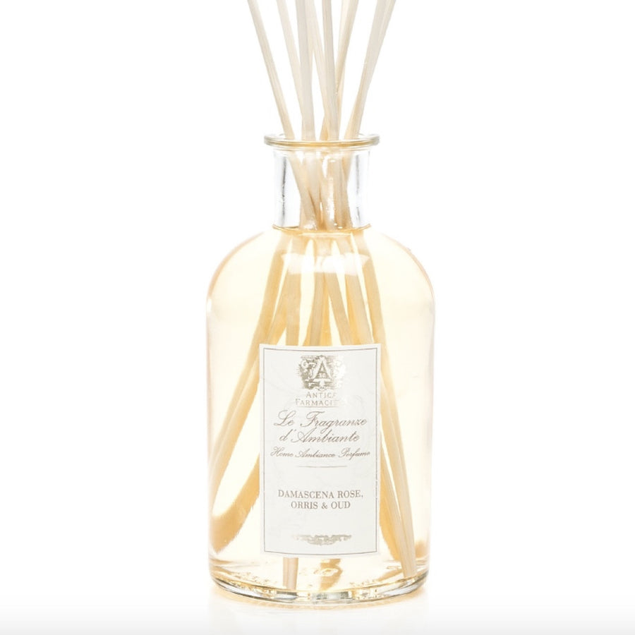Antica Farmacista Damascena Rose, Orris & Oud Diffuser