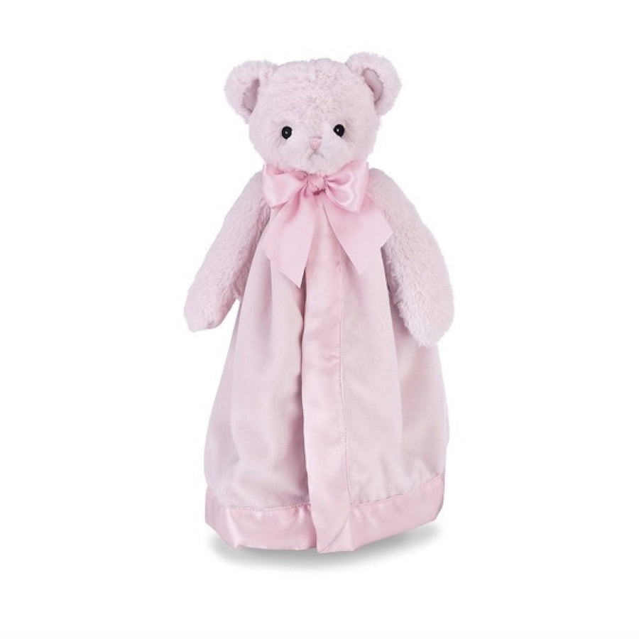 Huggie Bear Pink - Snuggler -  Children's - BC-Bearington Baby Collection - Bella Flor - Putti Fine Furnishings Toronto Canada