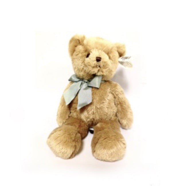 "Baby ""Gus"" Teddy Bear - Stuffed Toy -  Children's - BC-Bearington Baby Collection - Bella Flor - Putti Fine Furnishings Toronto Canada"