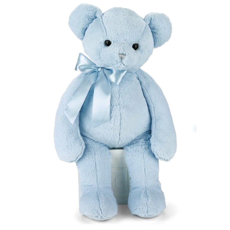 Giant Cuddly Huggie Bear Teddy - Blue -  Children's - BC-Bearington Baby Collection - Bella Flor - Putti Fine Furnishings Toronto Canada