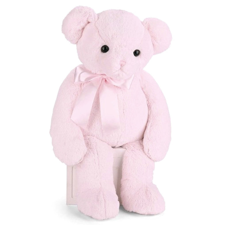 Giant Cuddly Huggie Bear Teddy - Pink -  Children's - BC-Bearington Baby Collection - Bella Flor - Putti Fine Furnishings Toronto Canada
