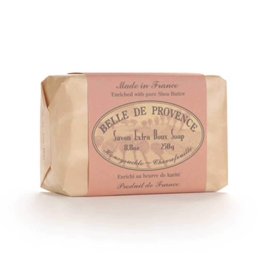 """Belle de Provence"" Soap - Honeysuckle"
