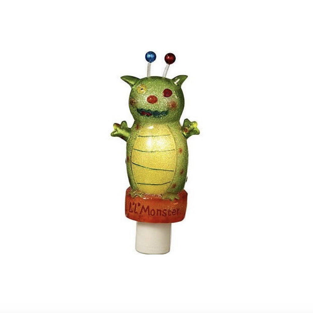 Lil Monster Night Light -  Accessories - Midwest - Putti Fine Furnishings Toronto Canada - 1