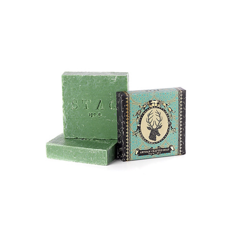 Path NY Stag Soap -  Personal Fragrance - TTG-The Tate Group-Skeem - Putti Fine Furnishings Toronto Canada