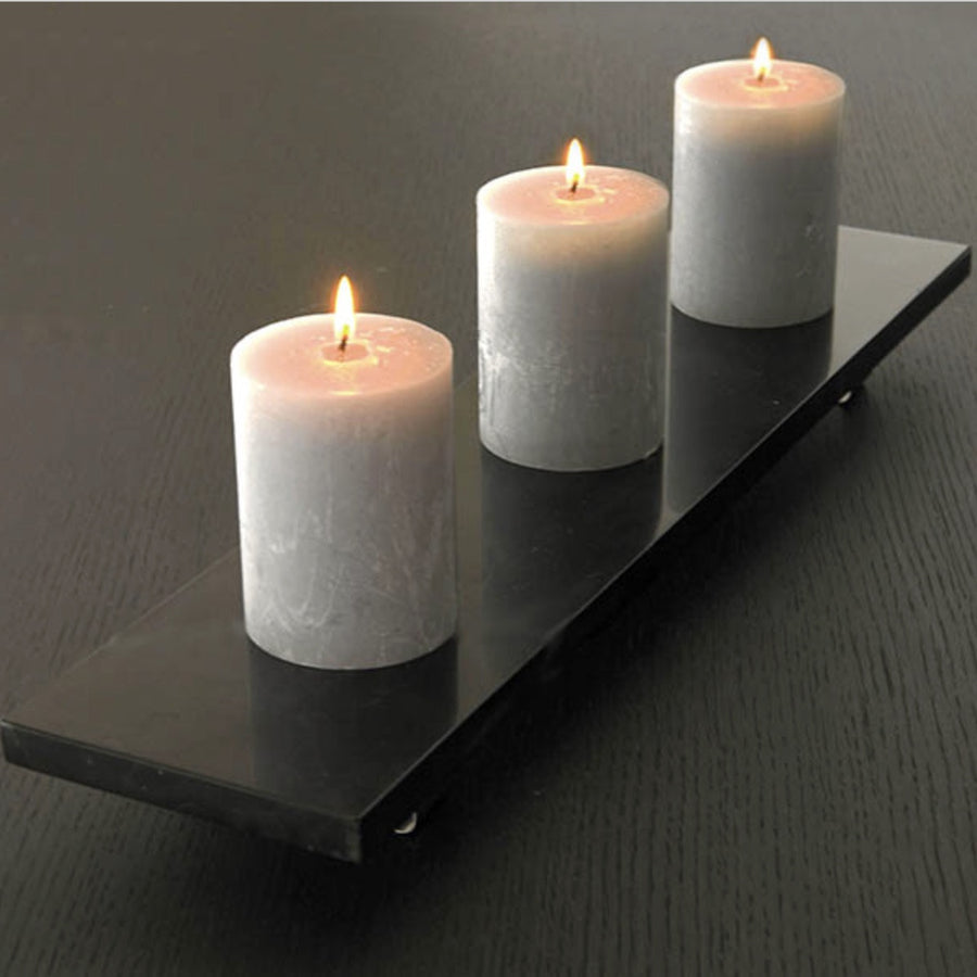 Black Marble Display Tray