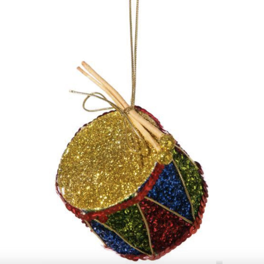 Drum Ornament - Medium