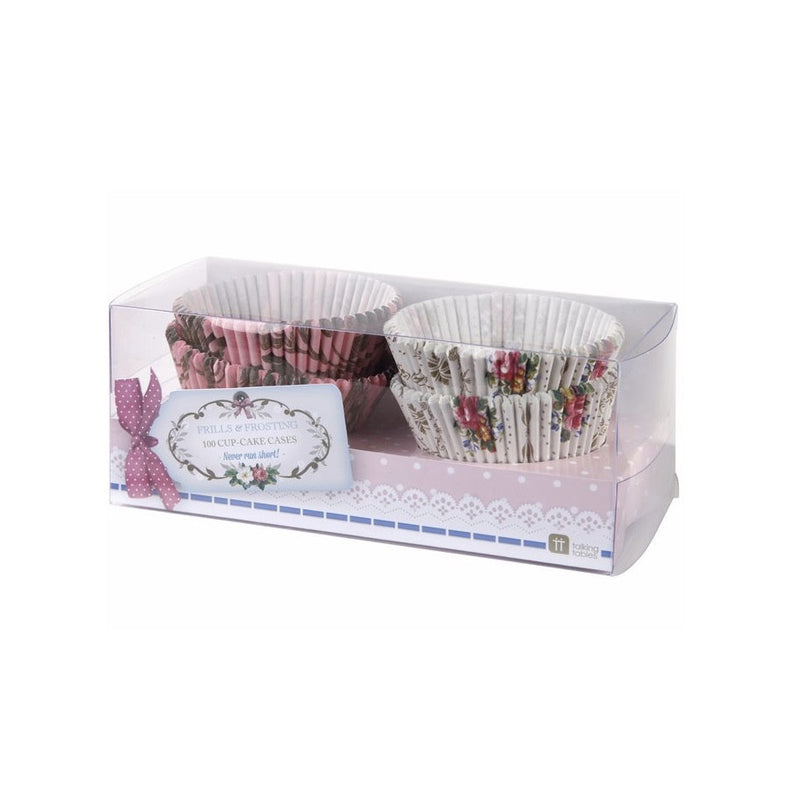 Frills and Frosting Cupcake Cases -  Party Supplies - Talking Tables - Putti Fine Furnishings Toronto Canada - 1