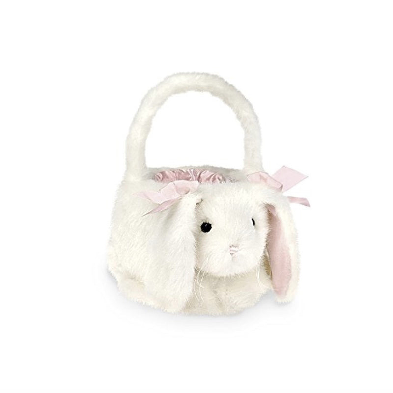 """Bountiful Bunny"" Easter Basket, Bearington, Putti Fine Furnishings"