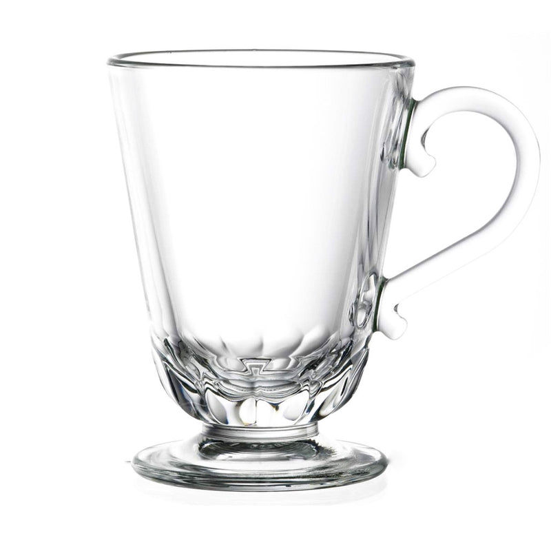 La Rochere Peigord Mug 9oz-Glassware-PG-Premier Gift -La Rochere-Putti Fine Furnishings