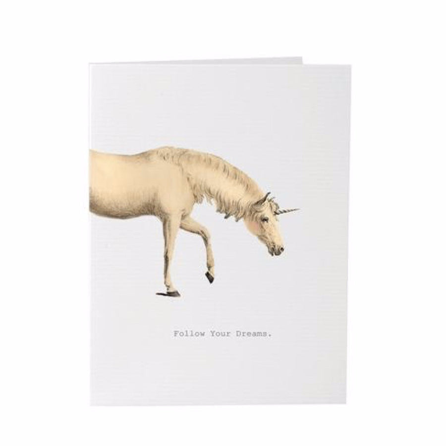 "Tokyo Milk ""Follow Your Dreams"" Unicorn Card"