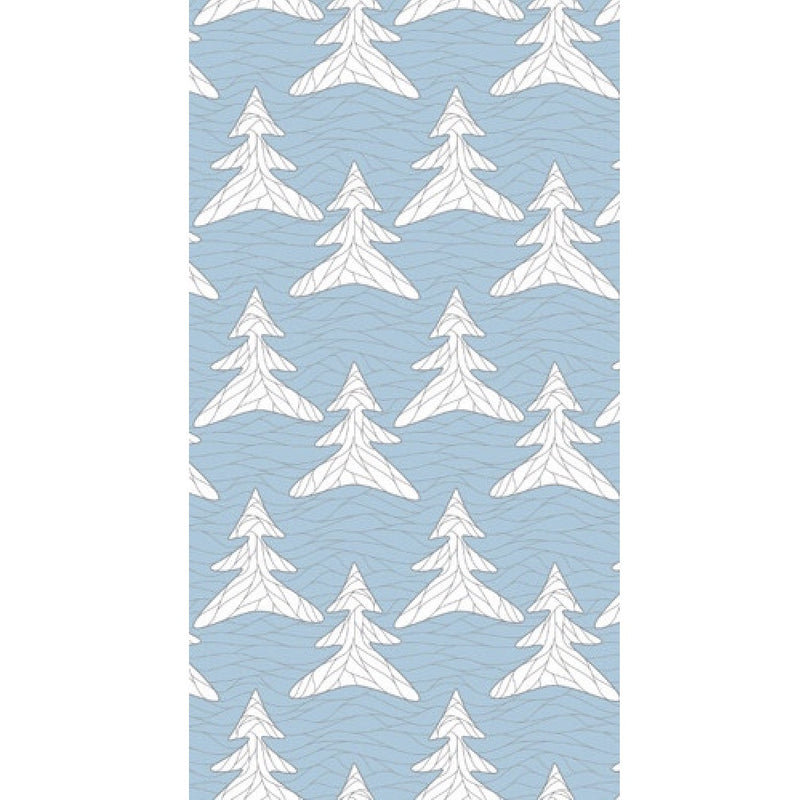 """Mod Trees"" Paper Buffet Guest Napkin, CC-Creative Converting, Putti Fine Furnishings"