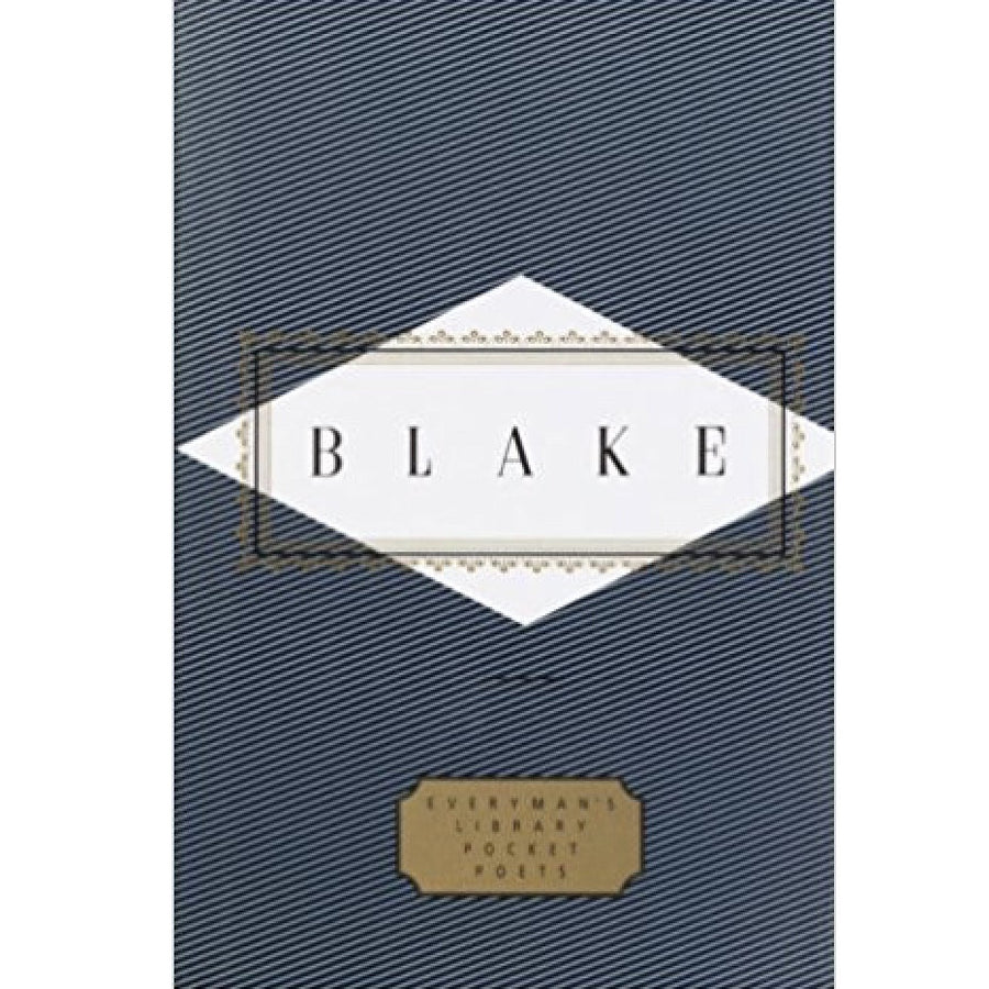Everyman's Library - Blake Poems