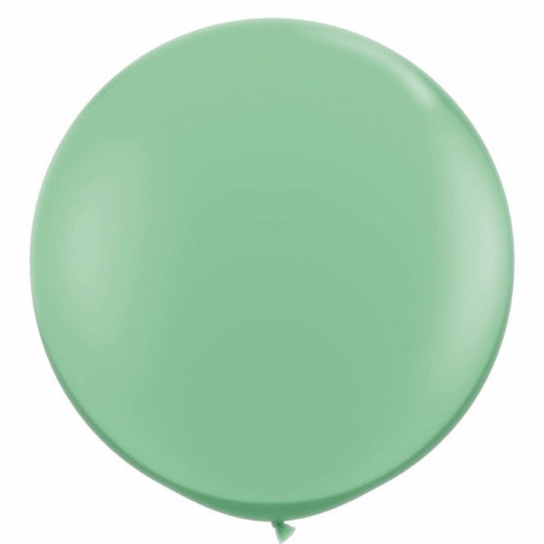 "Giant Round Balloon 36""- Winter Green, SE-Surprize Enterprize, Putti Fine Furnishings"